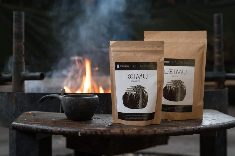 Loimu-kahvi, pannujauhatus 220g
