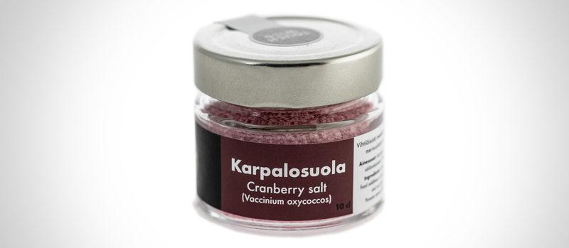 Karpalosuola, Touch Wild