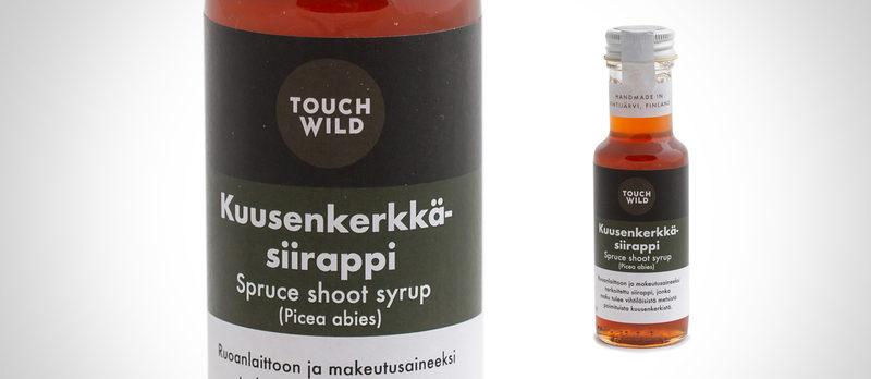 Kuusenkerkkäsiirappi, Touch Wild