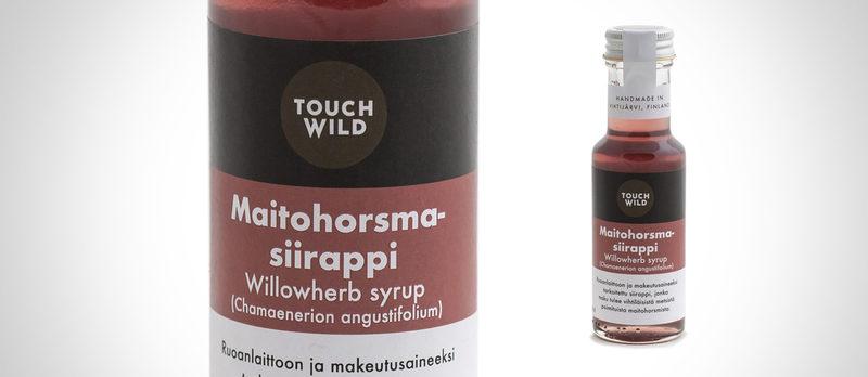 Maitohorsmasiirappi, Touch Wild