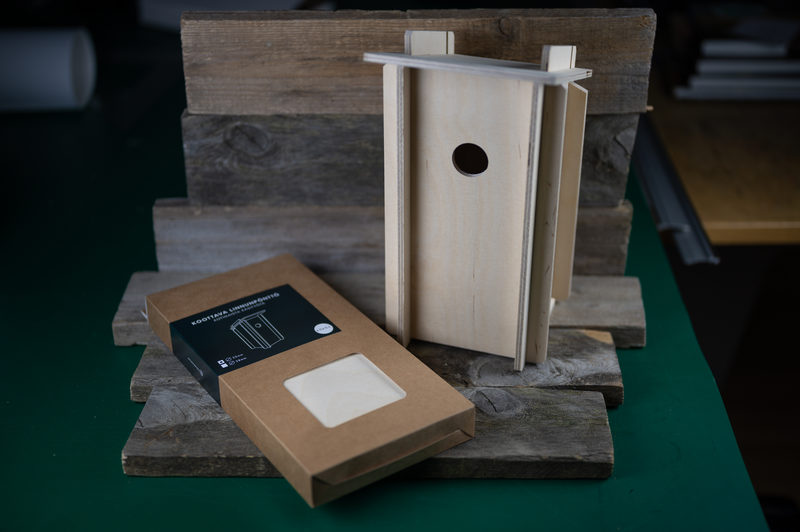 KO-KO-A, koottava linnunpönttö 32 mm