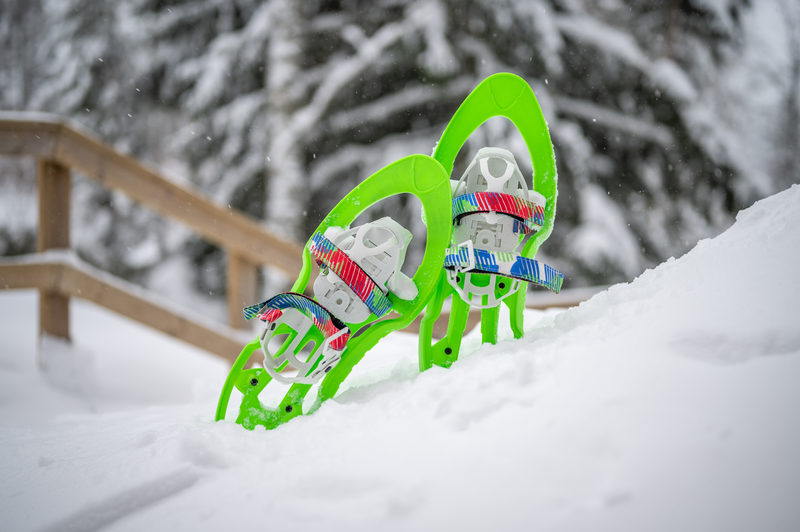 Snow shoes for kids