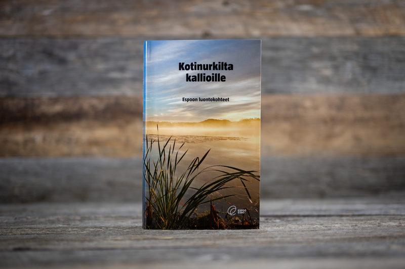 Kotinurkilta kallioille - Espoon luontokohteet 2017