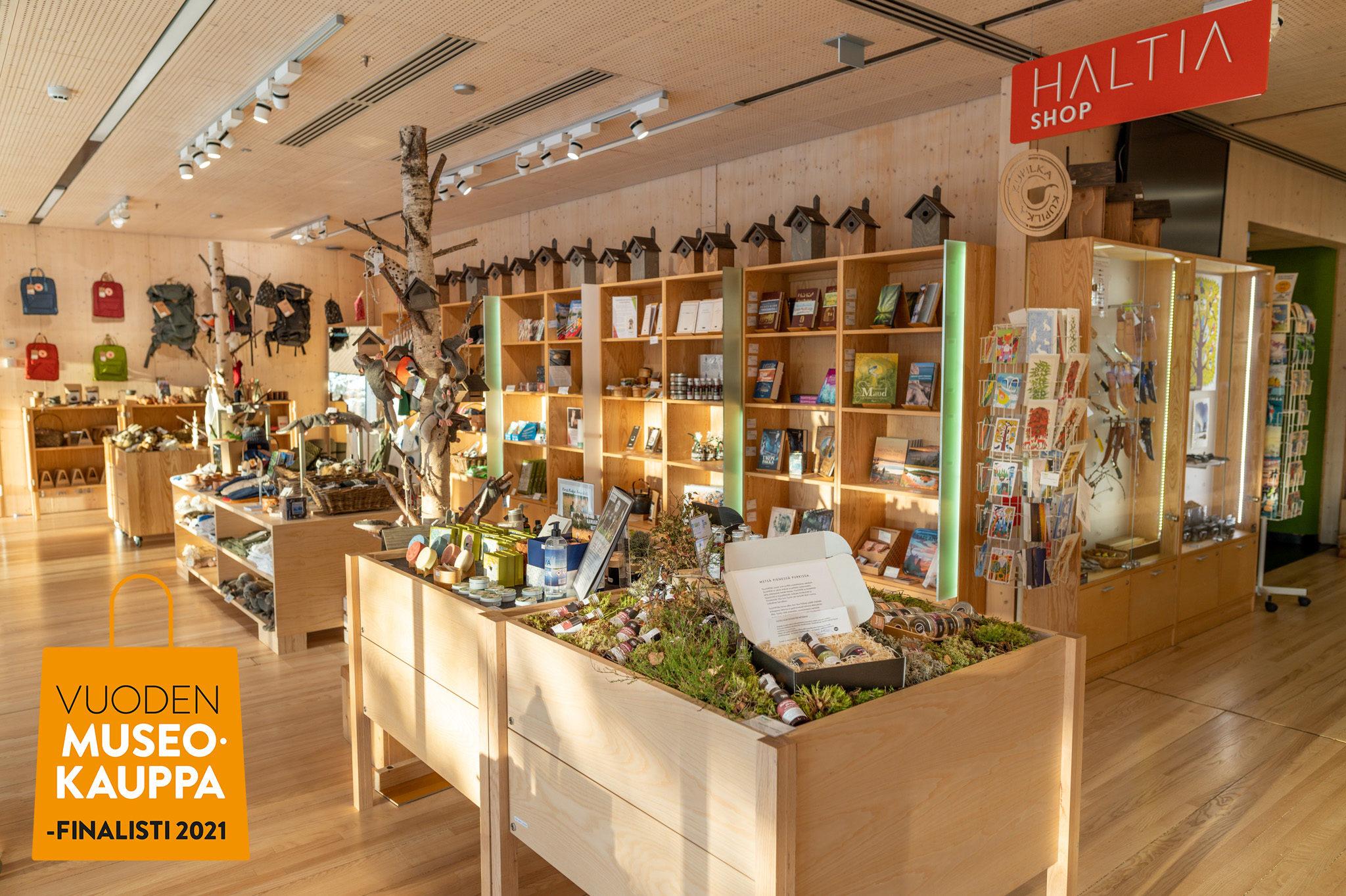 Haltia Shop