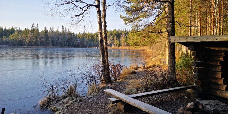 Salamajärven kansallispuisto, Vaatimen kierros 18 km