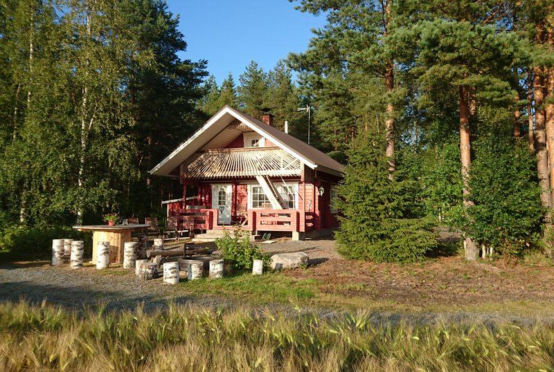 1. Onnenkivi cottage