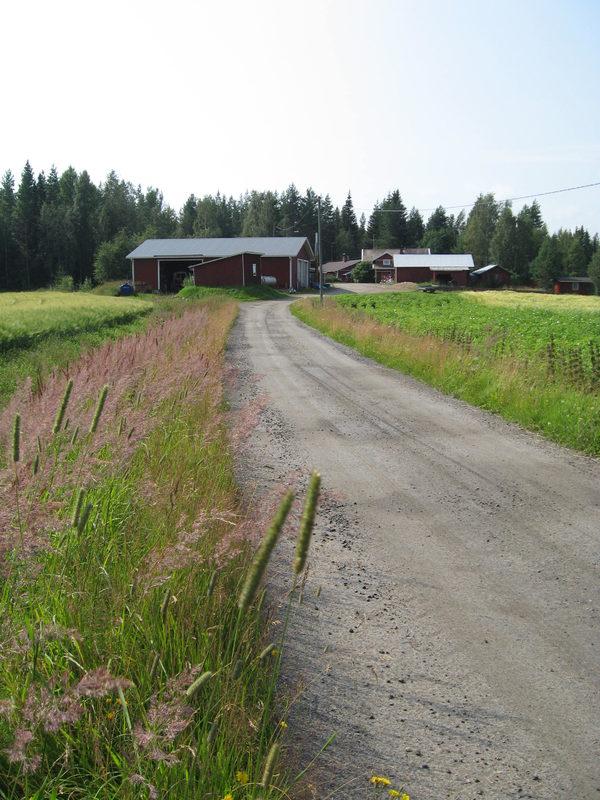Maatilan ympäristö