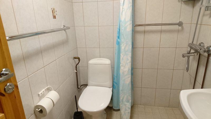 Pesutilat ja wc