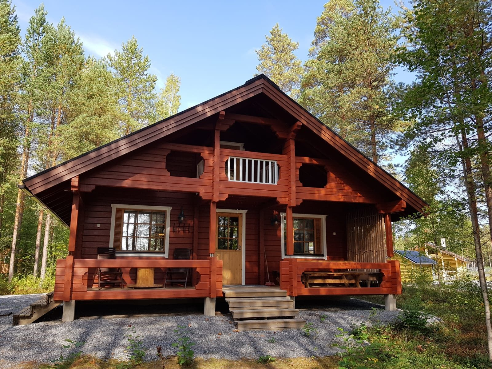 4. Kuha Cottage (at the Kalajärvi recreation area)