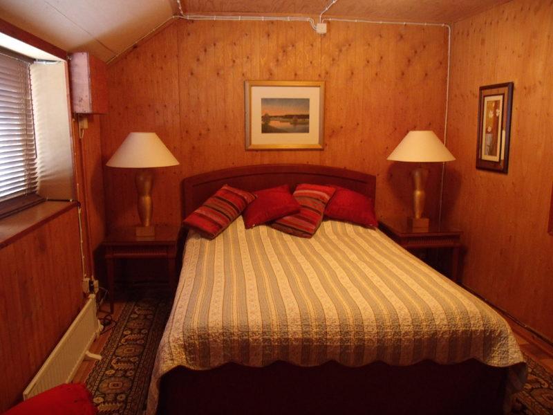 Kahden hengen huone Gustava