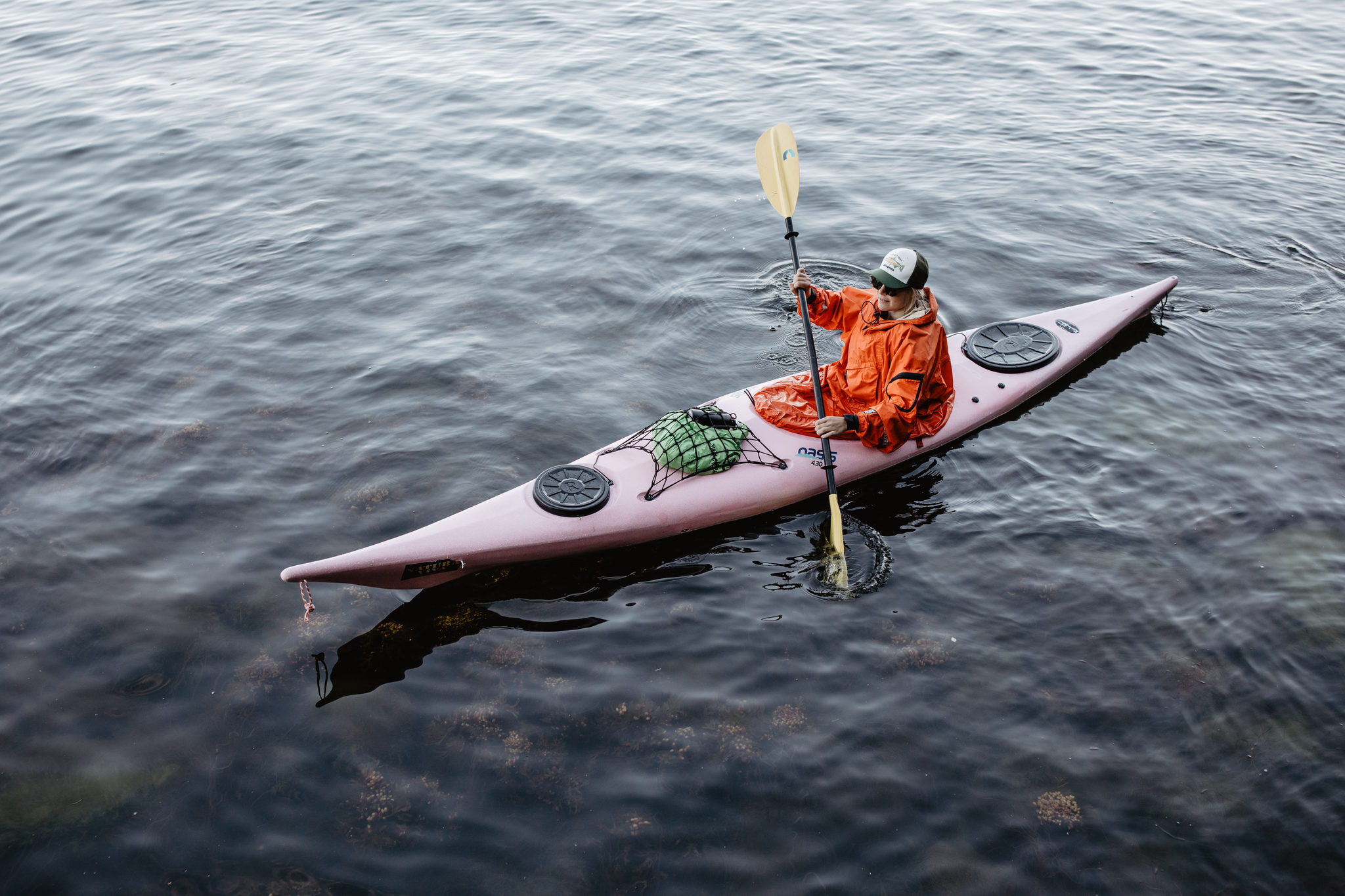 Standard Kayaks at Vuosaari Paddling Center
