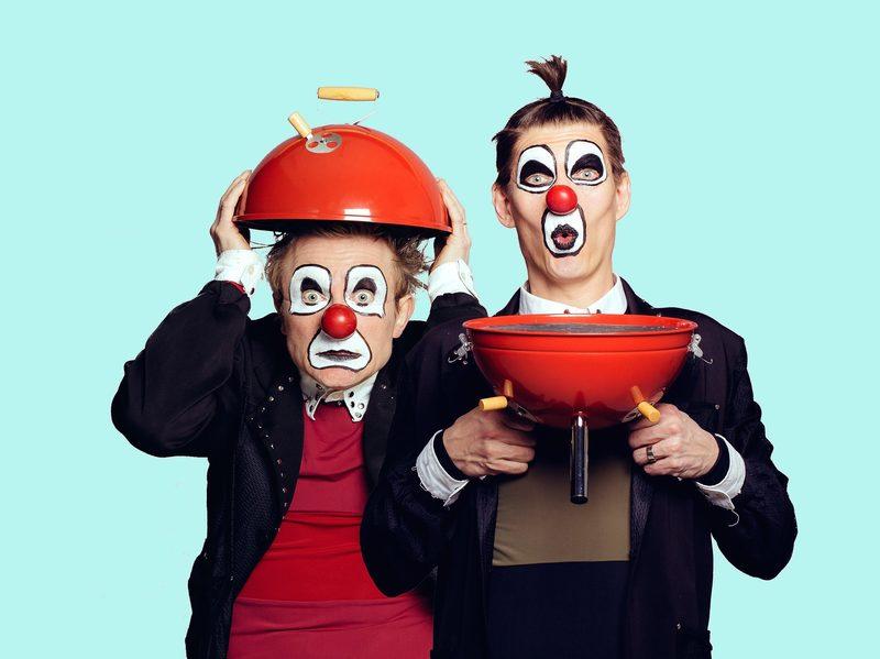 Red Nose Company: Juoksuhaudantie