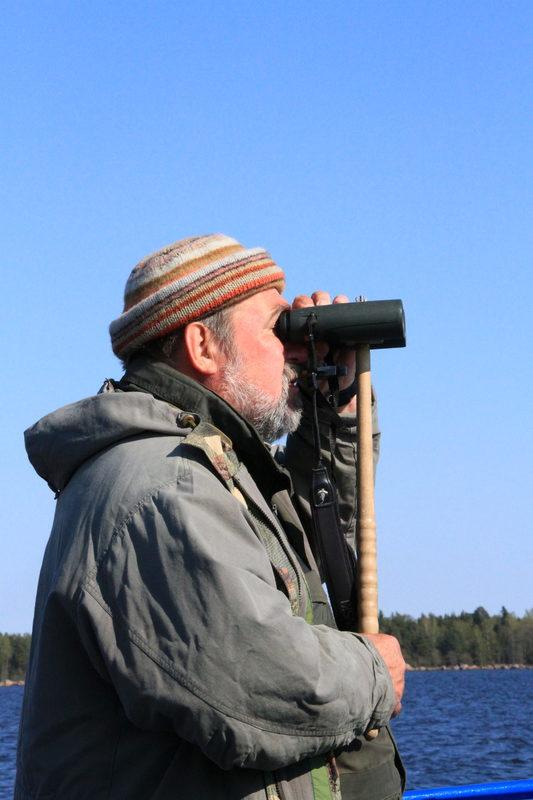 Arktinen linturisteily 11.5.2020 klo 16.30-21.30