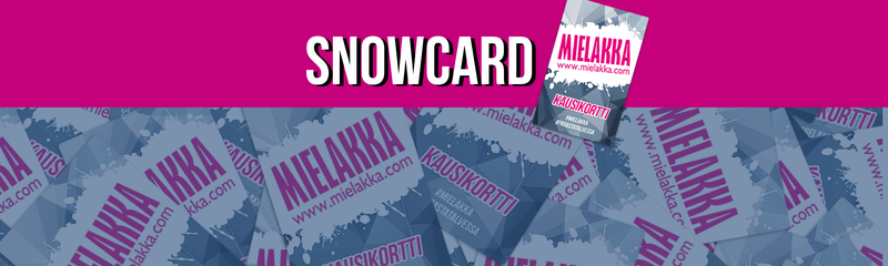 SnowCard -kortti