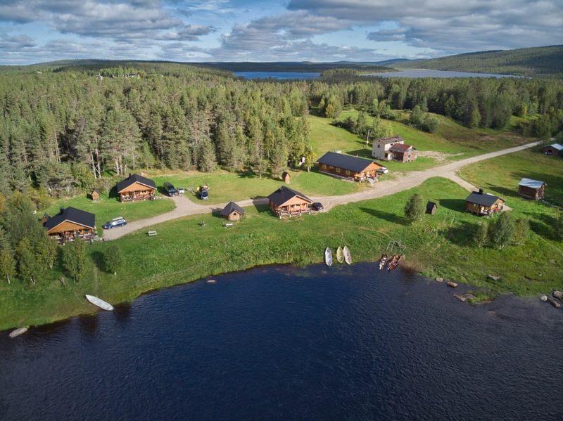 Lapin lomamökit & Camping