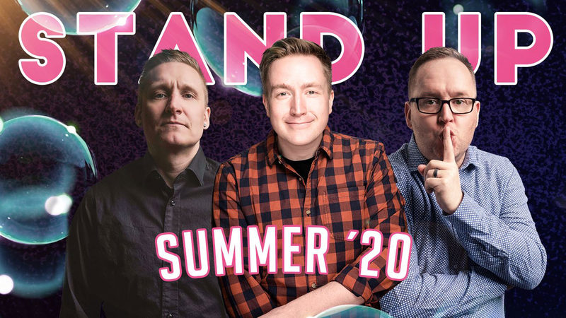 (7) Stand Up Summer 2020 Show 25.7.2020
