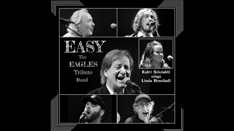 (8) Easy - The eagles tribute band  1.8.2020