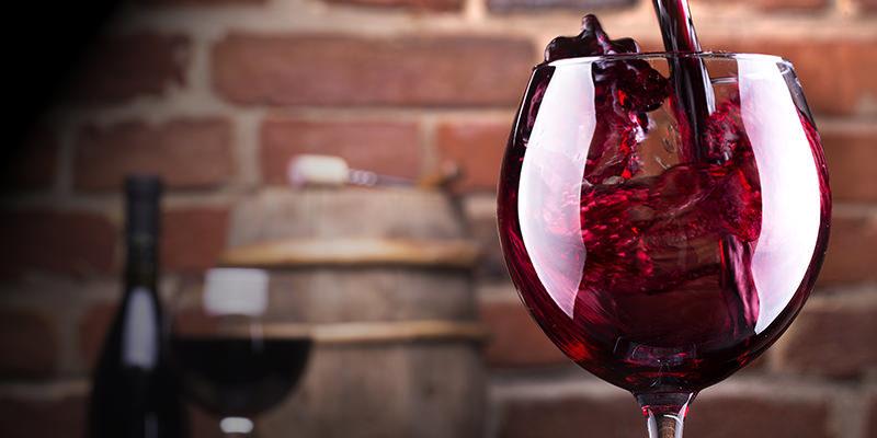 (2) Red Wine Tasting