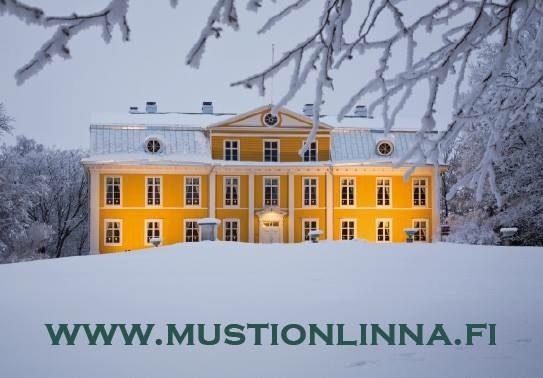 Mustion Linna - Mustio Manor - Svartå Slott