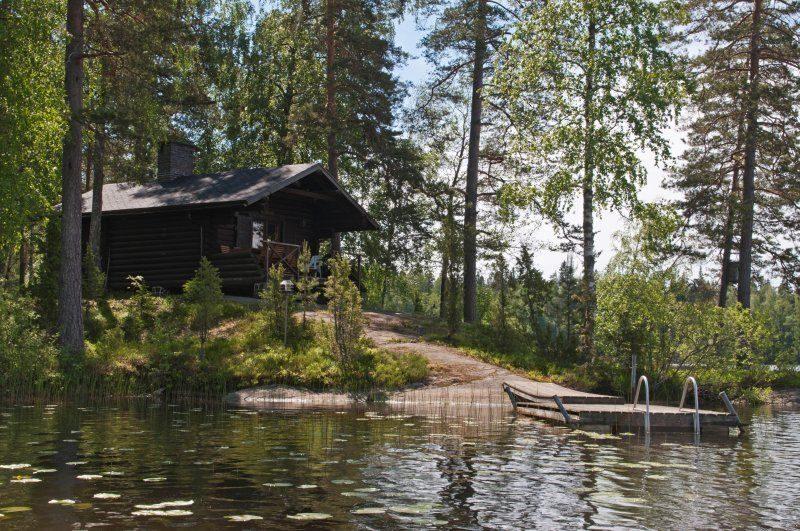 Myllyjärven mökki