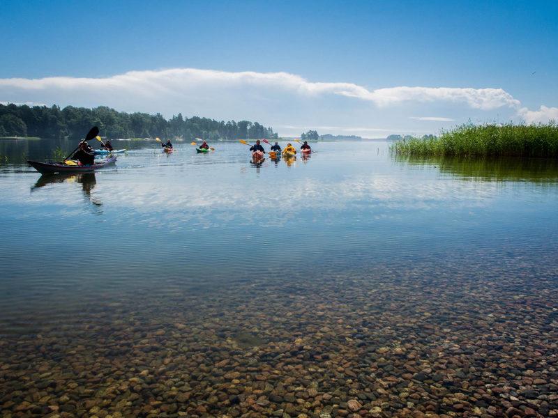 Helsinki by Kayak