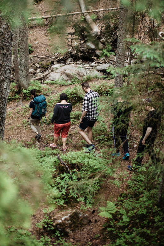 Nature tour in Nuuksio National Park