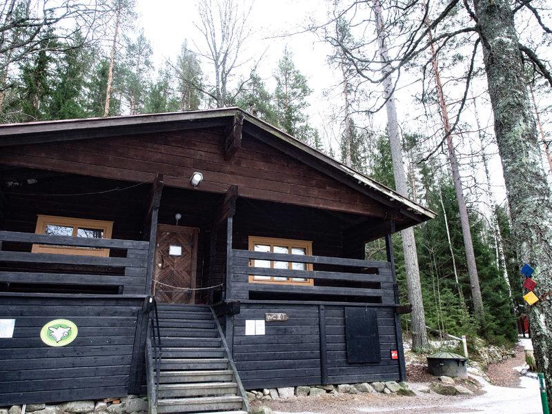 Nuuksio Sauna