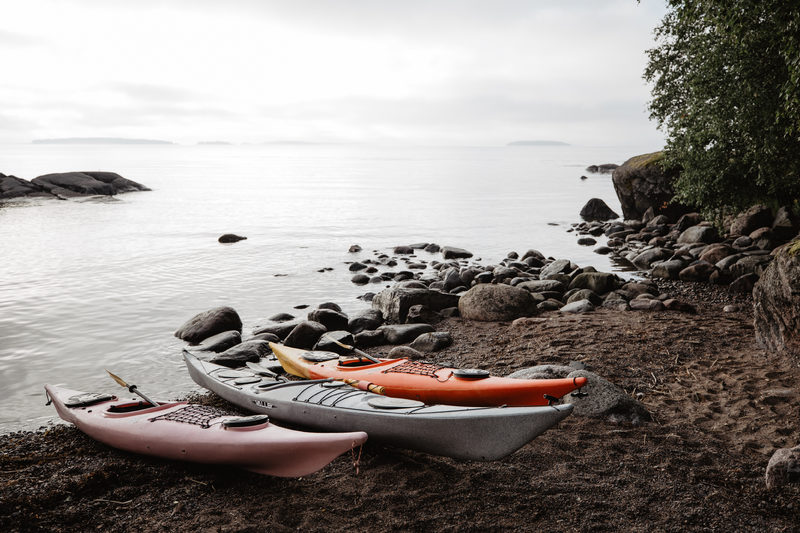 Private Sea Kayak and Wildcamp