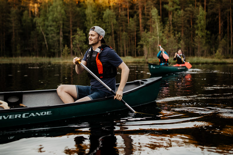 Kayak, Hike and Canoe in Helsinki