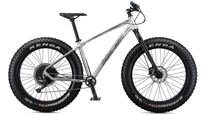 Mongoose Argus Comp Fatbike 2019 käytetty, L-koko