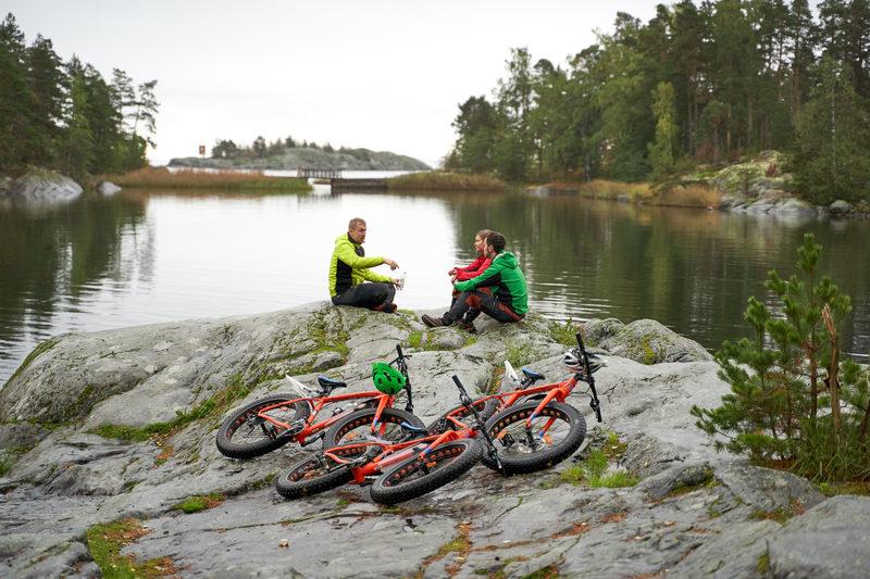 Tours on land in Eastern Helsinki