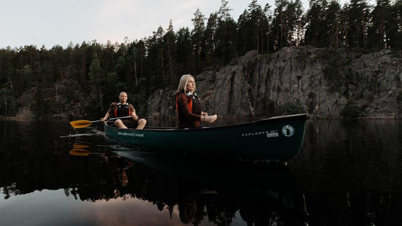 Rental Canoes