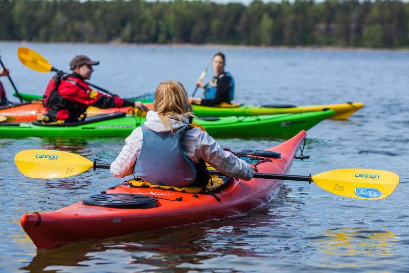 Kayak courses in Helsinki