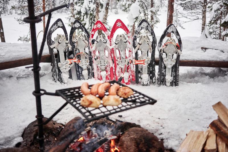 Privaattiretki: Lumikenkäretki Itä-Helsingin hangille