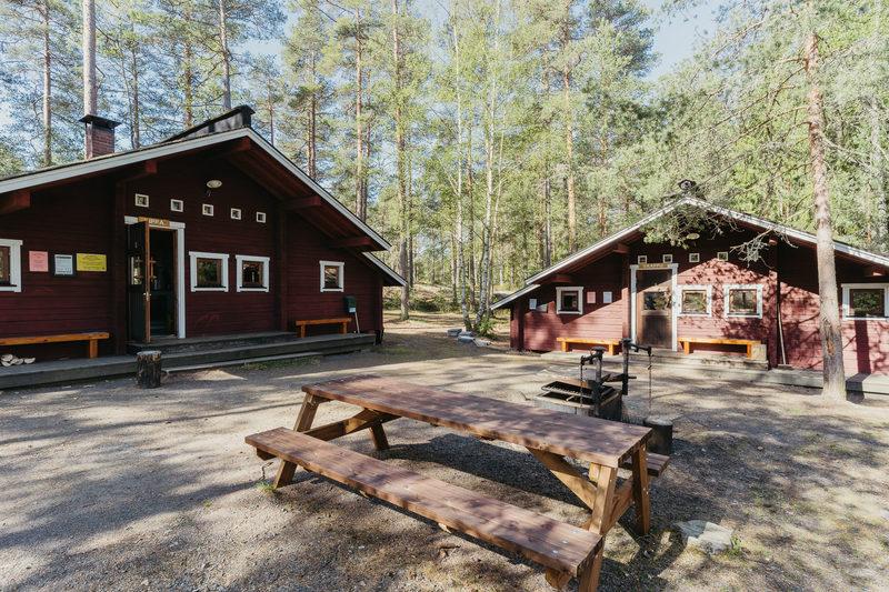 Rental cabins in Teijo