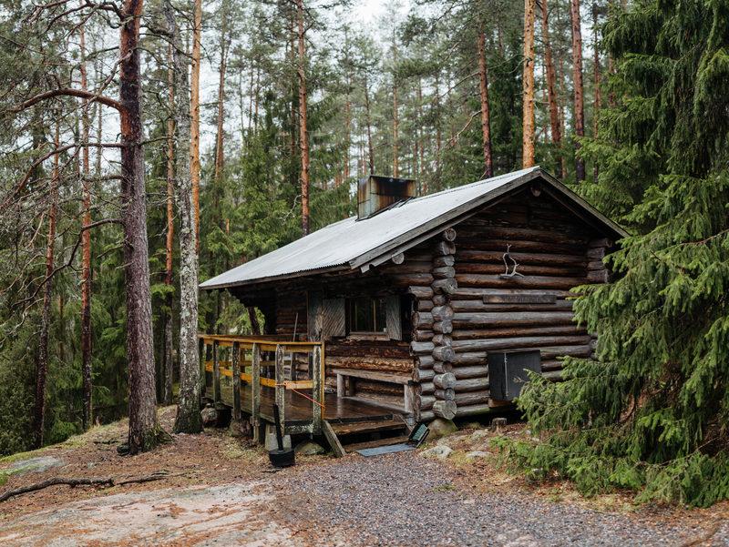 Accommodation in Nuuksio