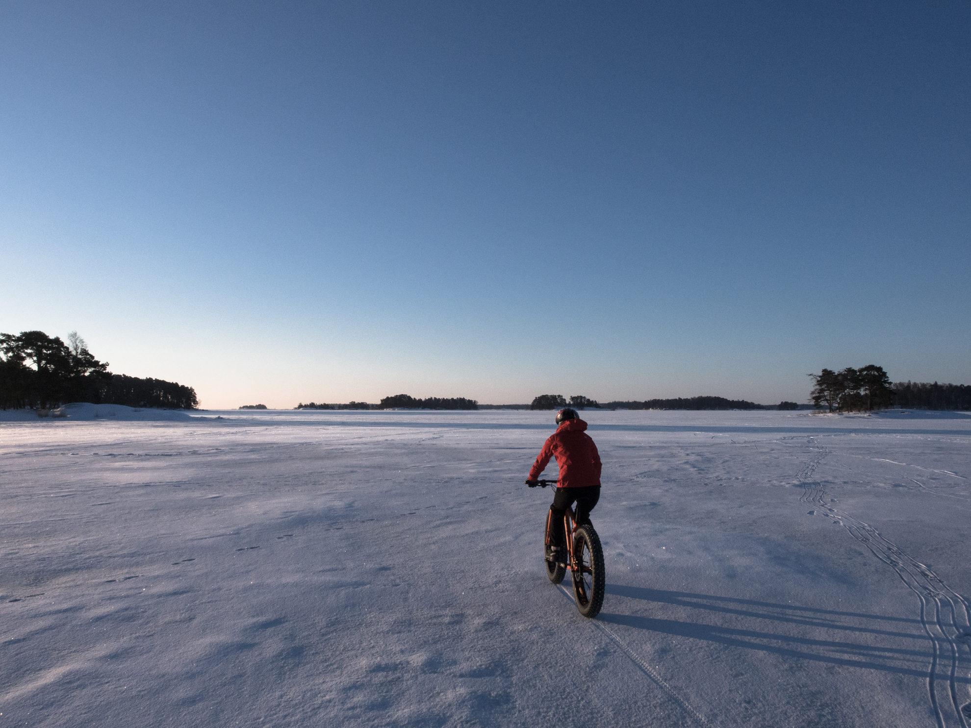 Helsinki Winter Fatbike / Natura Viva
