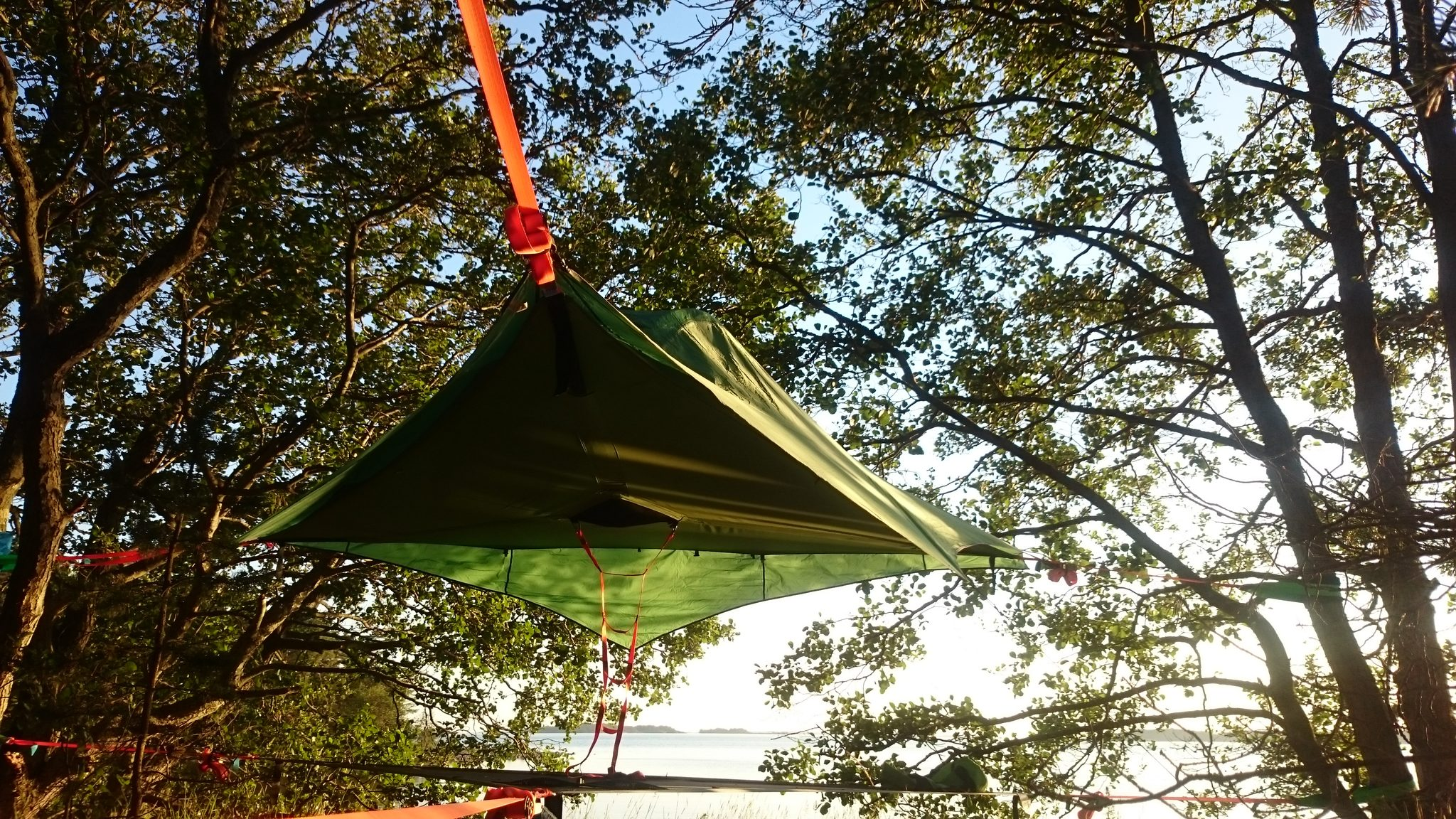 Skytent Ecocamp Högsåra