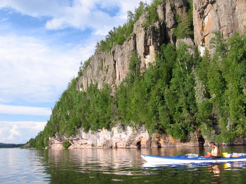 Paddle to History Kayak Adventure