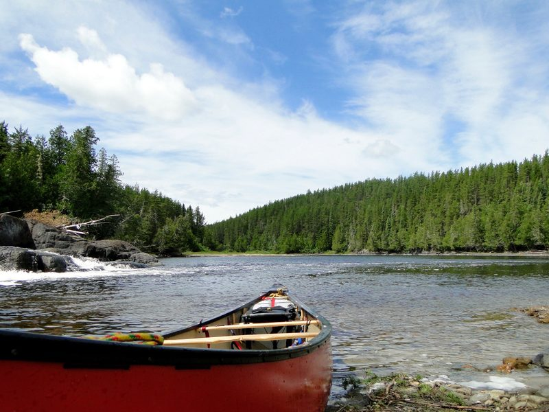 Open Canoe Paddle Adventure - Path of the Coureur du Bois
