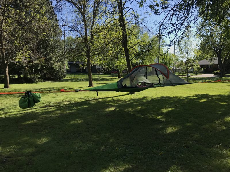 Tentsile Tree Tent Rental