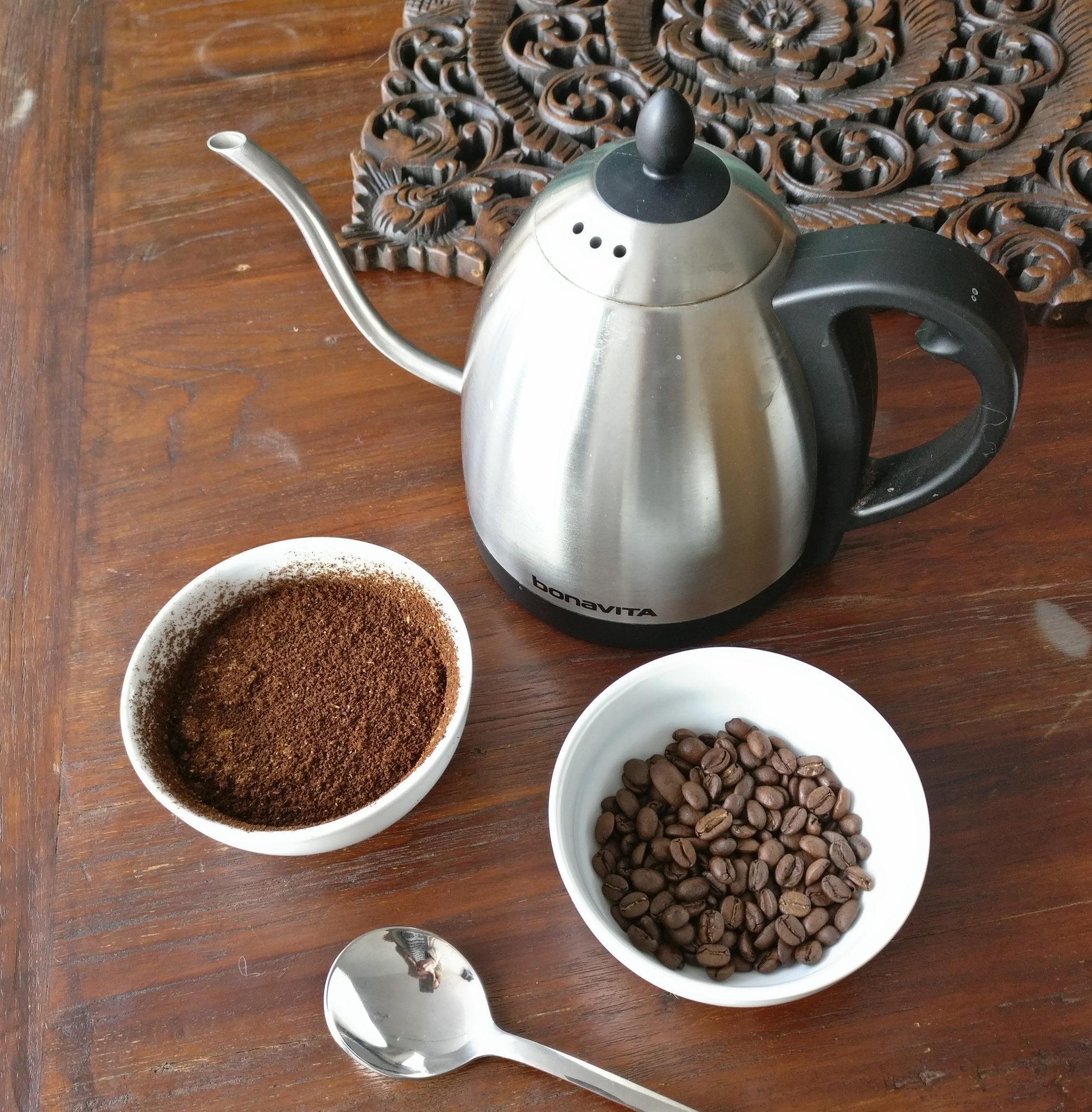 COFFEE CUPPING Kahvinmaistelu