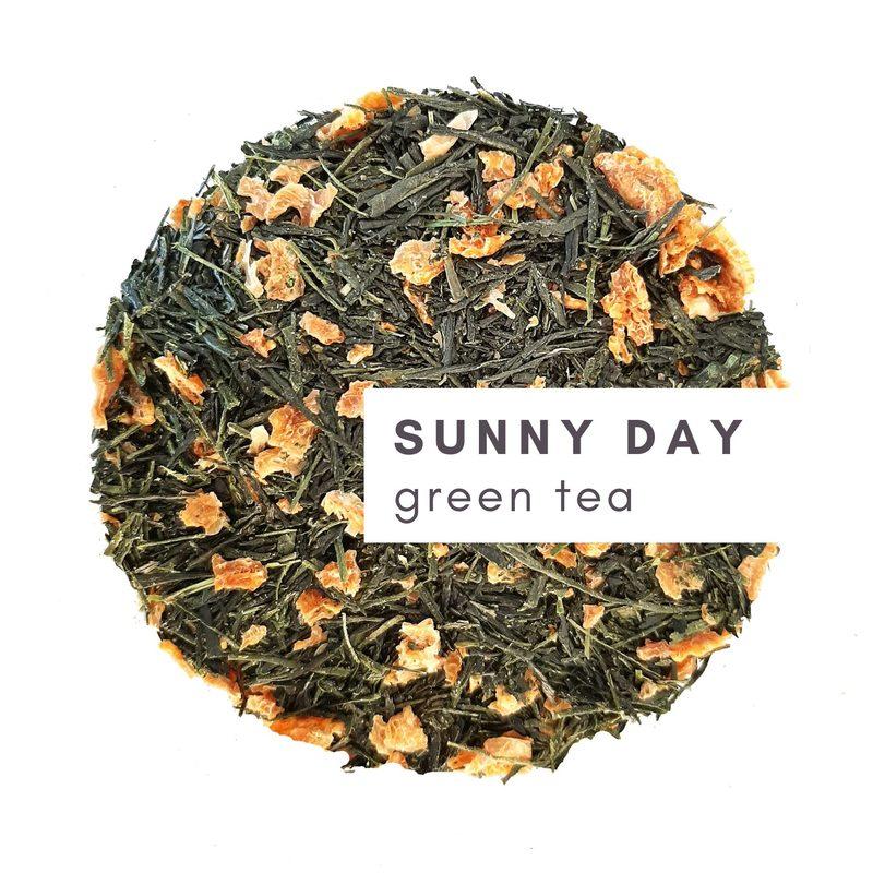 SUNNY DAY satsuma sencha