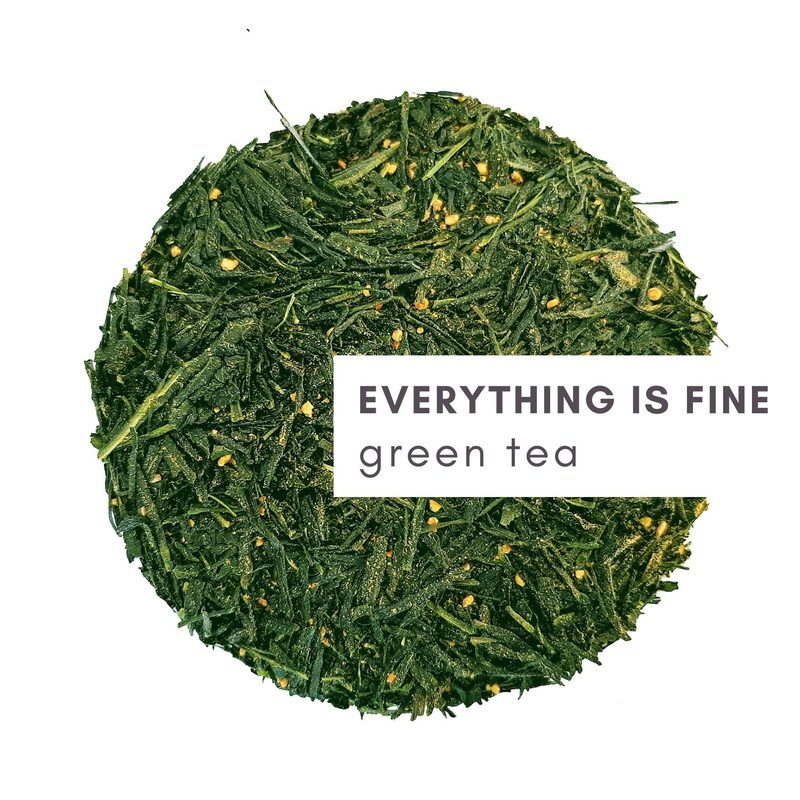 EVERYTHING IS FINE yuzu sencha