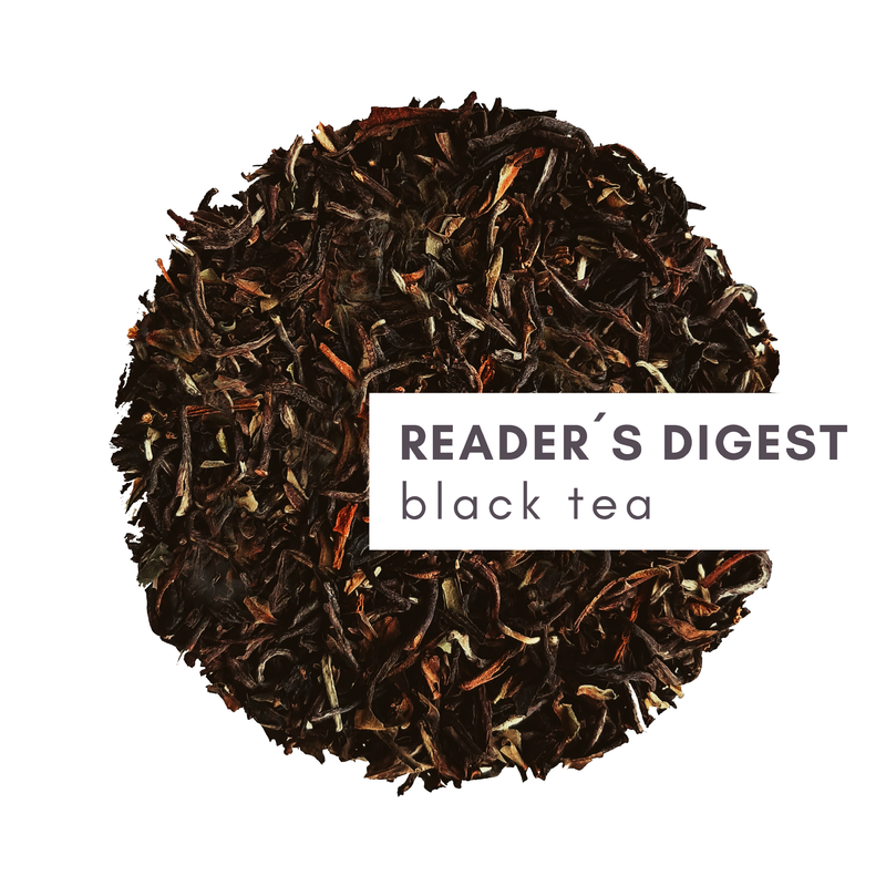 READER'S DIGEST Shu Puer