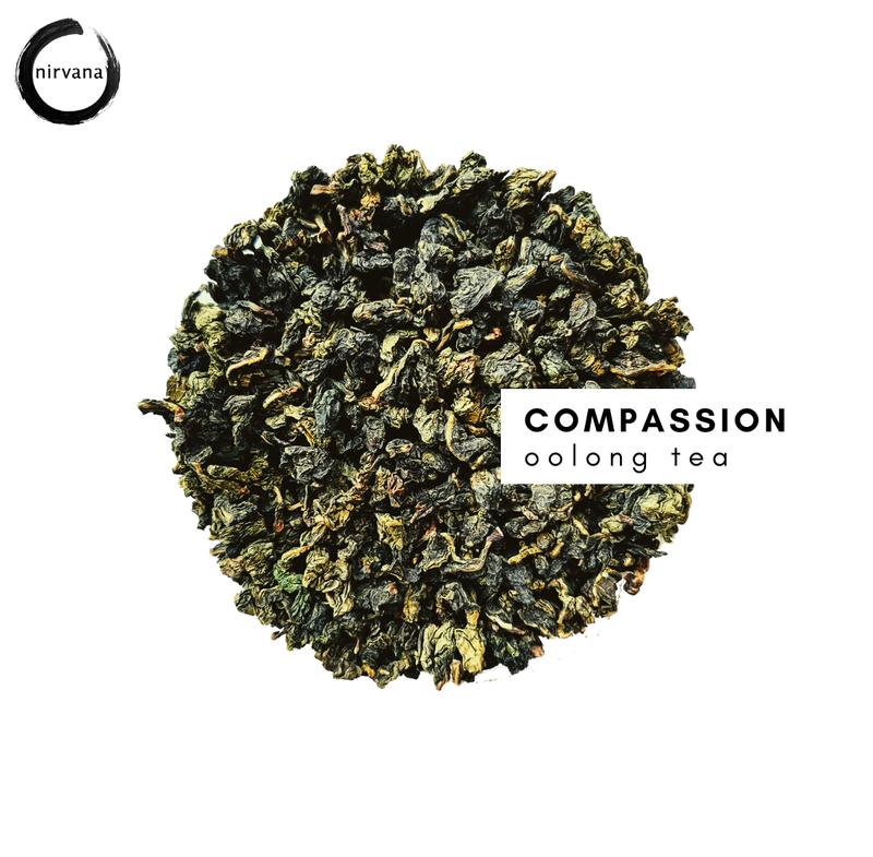 COMPASSION oolong tee
