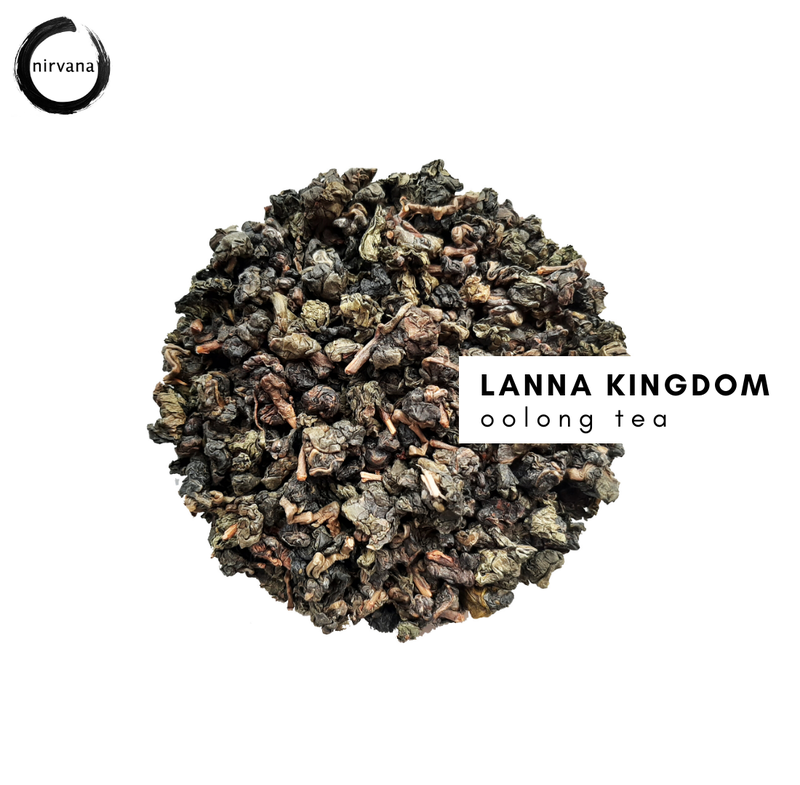 LANNA KINGDOM oolong tee