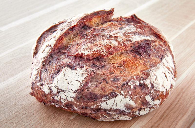 Mustaherukka kaura leipä 330 g