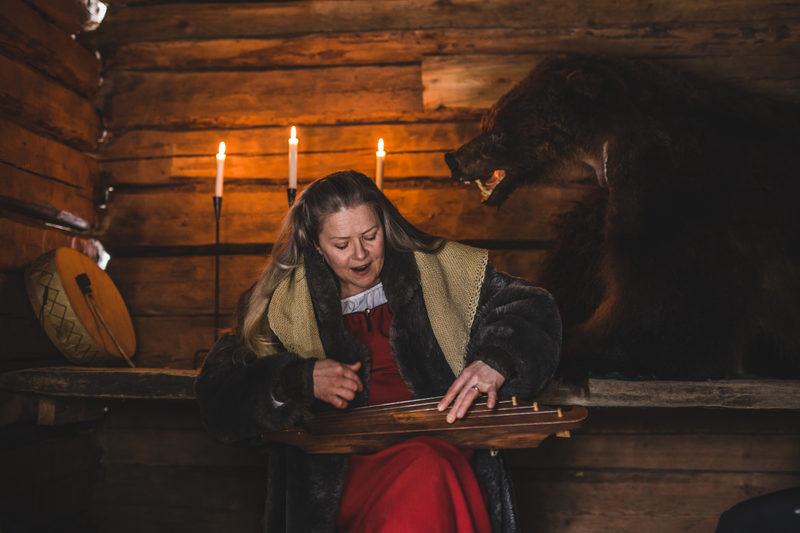 Suomalaista perinnemusiikkia