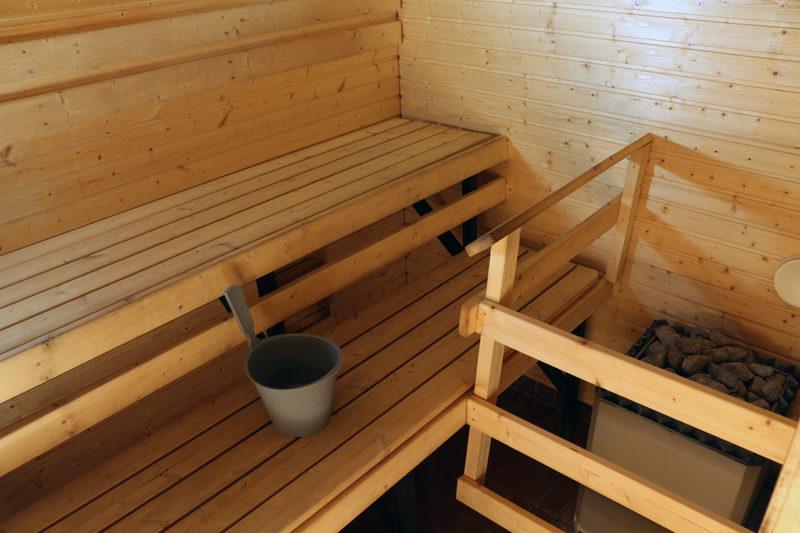 Pieni Sauna- Nyyssänniemi